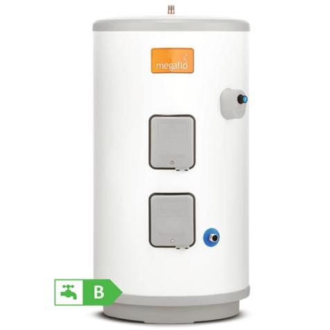 Heatrae Megaflo Eco Unvented Indirect Cylinders