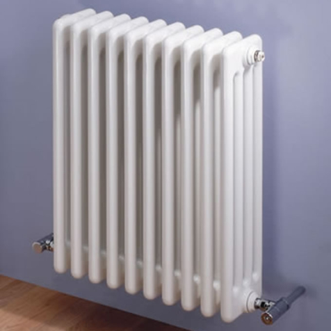 MHS Multisec 4 Column 500mm High Radiators