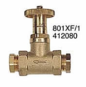 Fire Isolation Valve 10mm x 3/8""