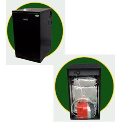 Mistral Boiler House Boilers