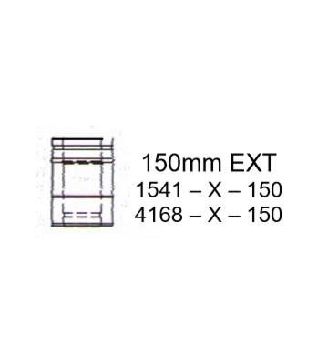 Mistral 150mm High Level Extension for 15-41kW Models