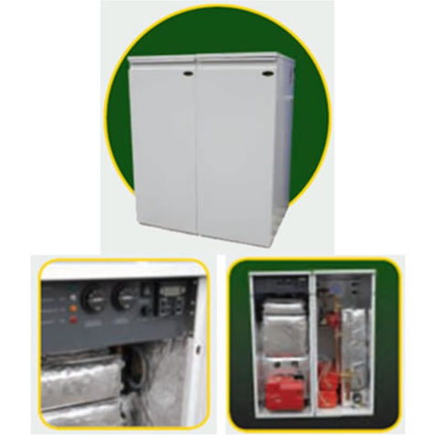 Mistral Mega Combi Plus Boiler