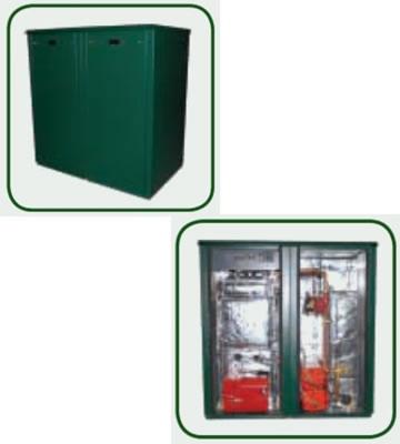 Mistral Outdoor Mega Combi Plus Boiler
