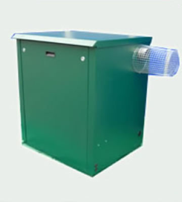 Mistral Outdoor Utility Standard Boilers