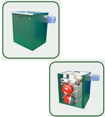 Mistral Outdoor System Boilers