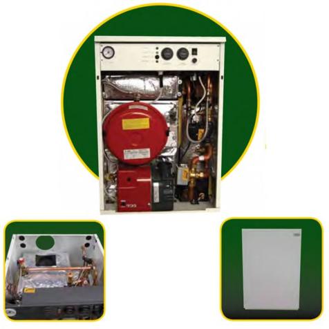Mistral Standard Combi Boiler