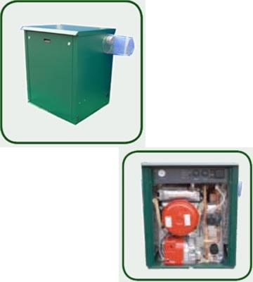 Mistral Outdoor Combi Plus Boiler