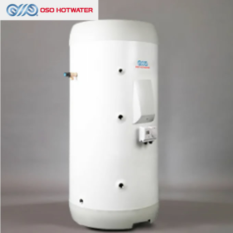 Oso Delta GeoCoil DGC Heat Pump Indirect Cylinders