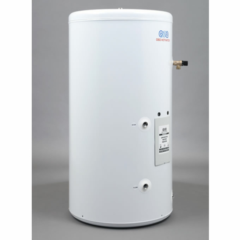 Oso Delta Coil DC A Rated Indirect Unvented Cylinders