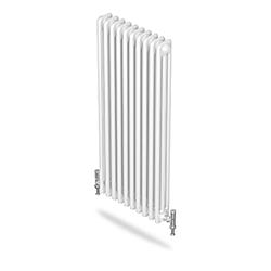 Purmo Forza Vertical 3 Column White Radiators