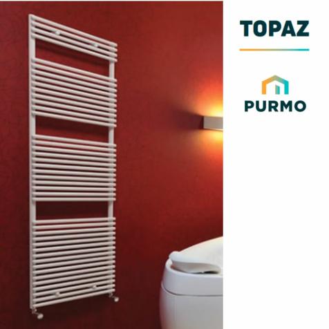 Purmo Topaz Towel Rails