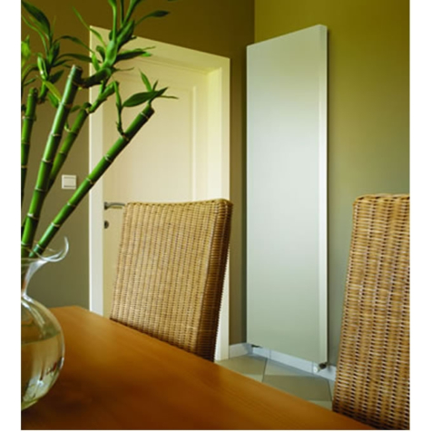 Quinn Compla Vertical Double Panel Plus 2000mm High Radiators