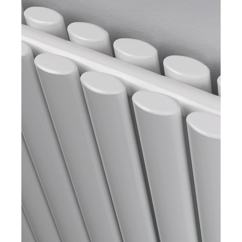 Rads 2 Rails Finsbury Vertical Horizontal Radiators in White and Anthracite