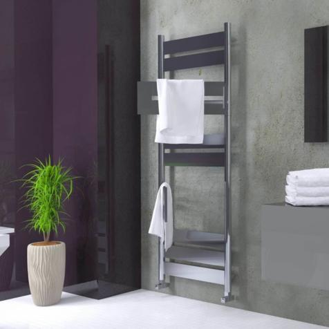 Radox Apollo Flex Chrome Towel Rail