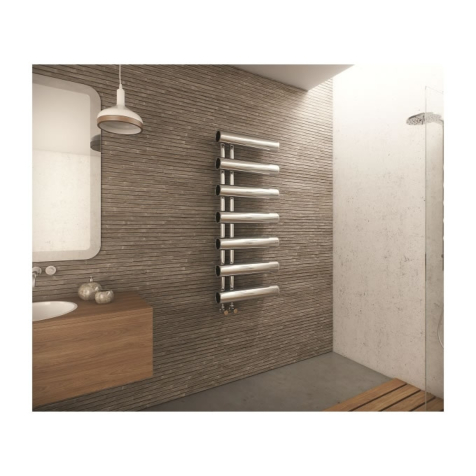 Radox Cannon Stainless Steel Towel Rails