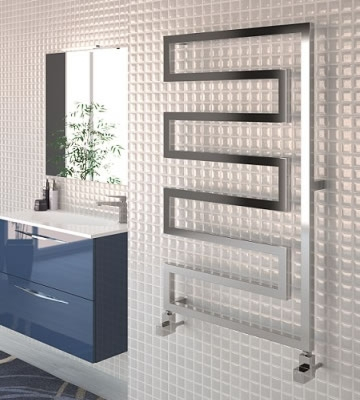 Radox Essence Stainless Steel Towel Rails