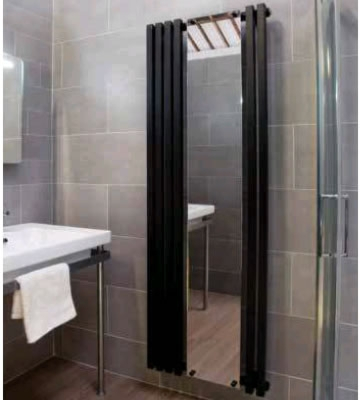 Radox Image D Stainless Steel Radiators with Mirror