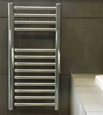 Radox Premier XL Slimline Polished Stainless Steel Towel Rails