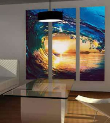 Radox Bespoke Digital Glass Radiators