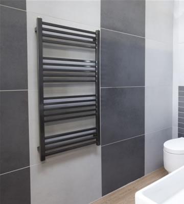 Radox Quebis Black Pearl Towel Rails