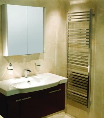 Radox Quebis Chrome Towel Rails