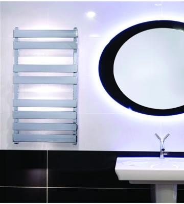 Radox Torro Black Pearl Towel Rails