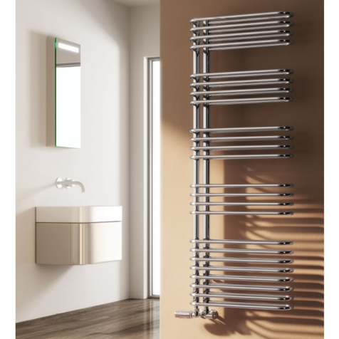 Reina Borgo Chrome Towel Rails