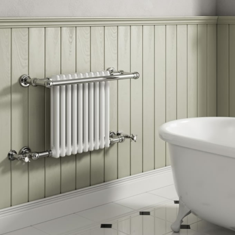 Reina Camden Traditional Towel Radiators