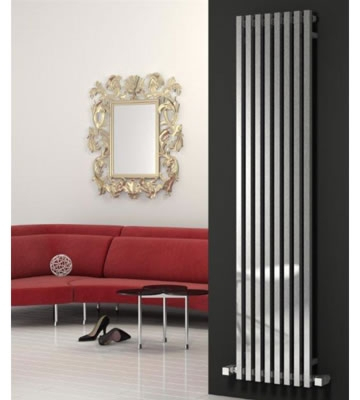 Reina Cascia Chrome Radiators