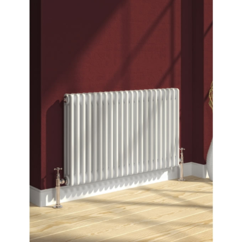 Reina Colona Horizontal 4 Column 500mm High Radiators