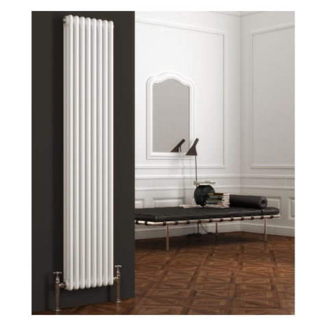 Reina Colona Vertical 2 Column 1800mm High Radiators