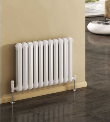 Reina Coneva Horizontal Radiators in RAL Colour Finishes