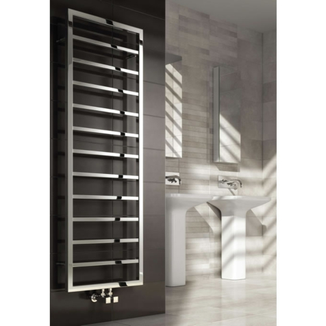 Reina Egna Polished Stainless Steel Towel Rails