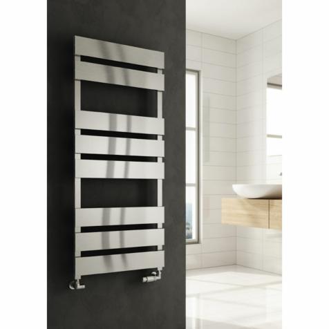 Reina Savio Polished Stainless Steel Towel Rails