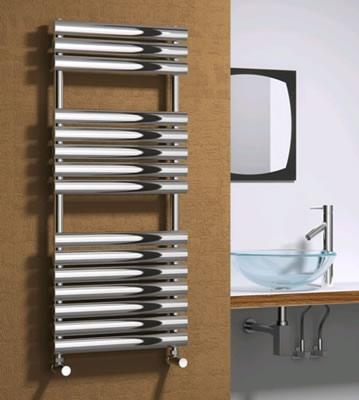 Reina Helin Polished Stainless Steel Towel Rails