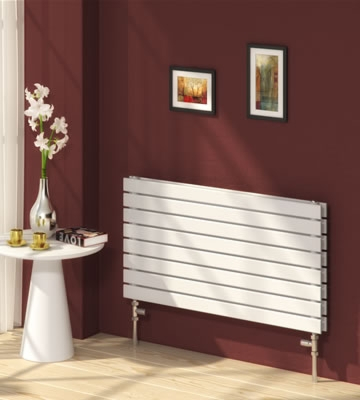 Reina Rione Double Radiators in RAL Colour Finishes