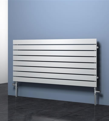 Reina Rione Single Radiators in RAL Colour Finishes