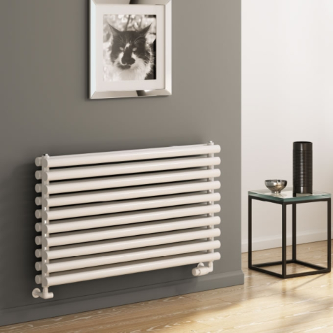 Reina Roda Horizontal Radiators in RAL Colour Finishes