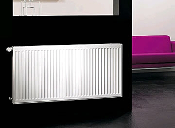 Rettig Purmo Compact Double Panel Single Conv 450mm High Radiators