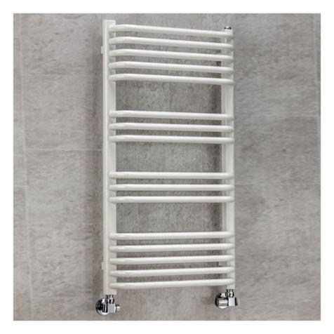 Supplies4Heat Apsley White Towel Rails