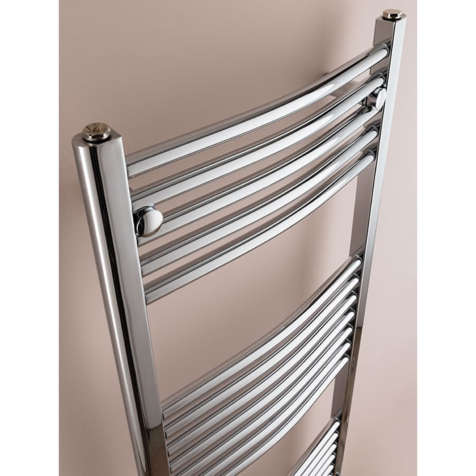 Supplies4Heat Argyll Curved Towel Rails