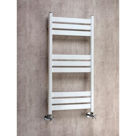 Supplies4Heat Ashby White Towel Rails