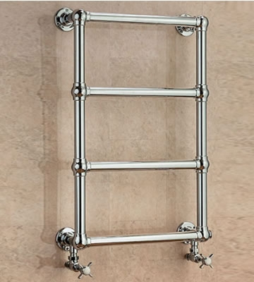 Supplies4Heat Cleves Wall Hung Traditional Towel Rail