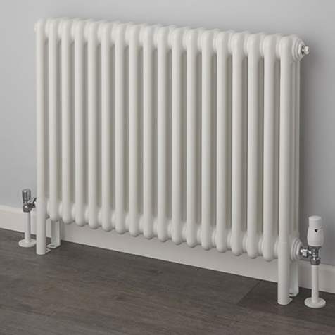 Supplies4Heat Cornel Horizontal 3 Column Radiators in RAL Colours