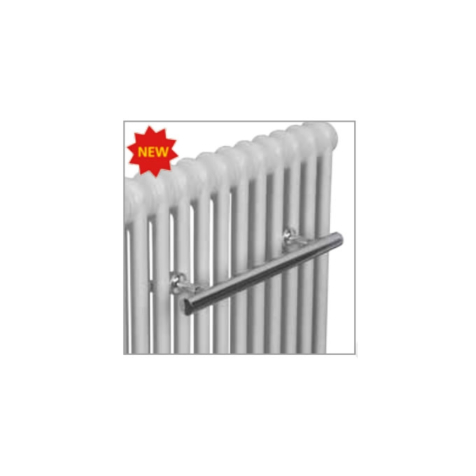 Supplies4Heat Cornel Chrome Towel Bar
