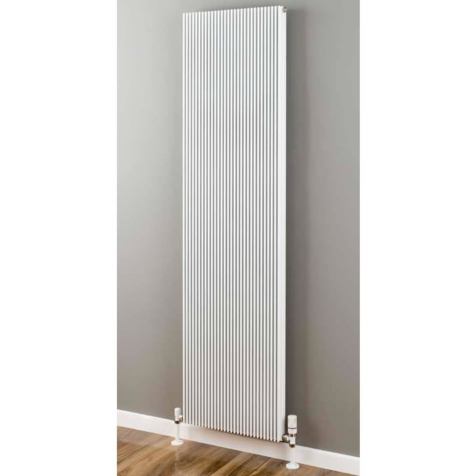Supplies4Heat Hadlow Vertical White Radiators