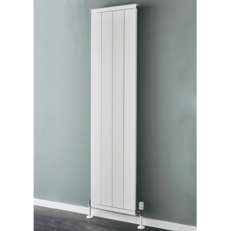 Supplies4Heat Huxley White Vertical 1848mm High Radiators
