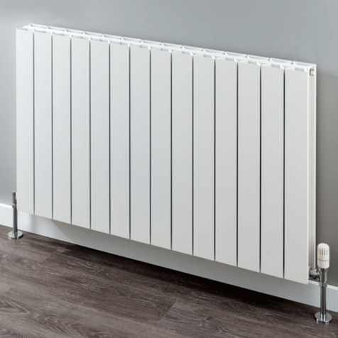 Supplies4Heat Paxton White Horizontal 626mm High Radiators