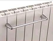 Supplies4Heat Saxon Chrome Hanging Bar 480mm
