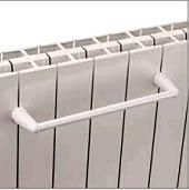 Supplies4Heat Saxon White Hanging Bar 480mm